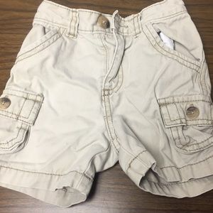 Boys 12-18 month old navy shorts